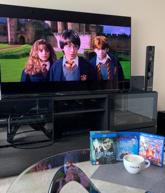 The Wizarding World from home